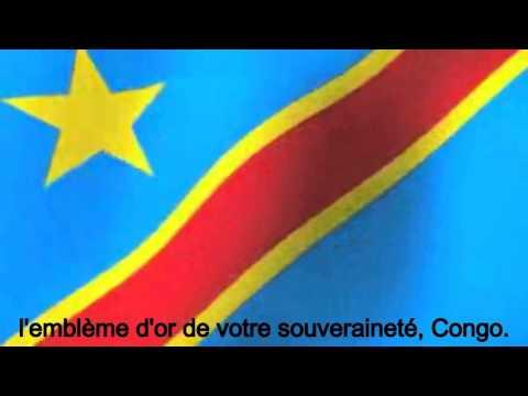 Debout Congolais. (National Anthem of Congo/Zaire)