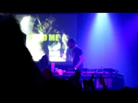 Feed Me @ Revolution Live (Pink Lady and Reptile)