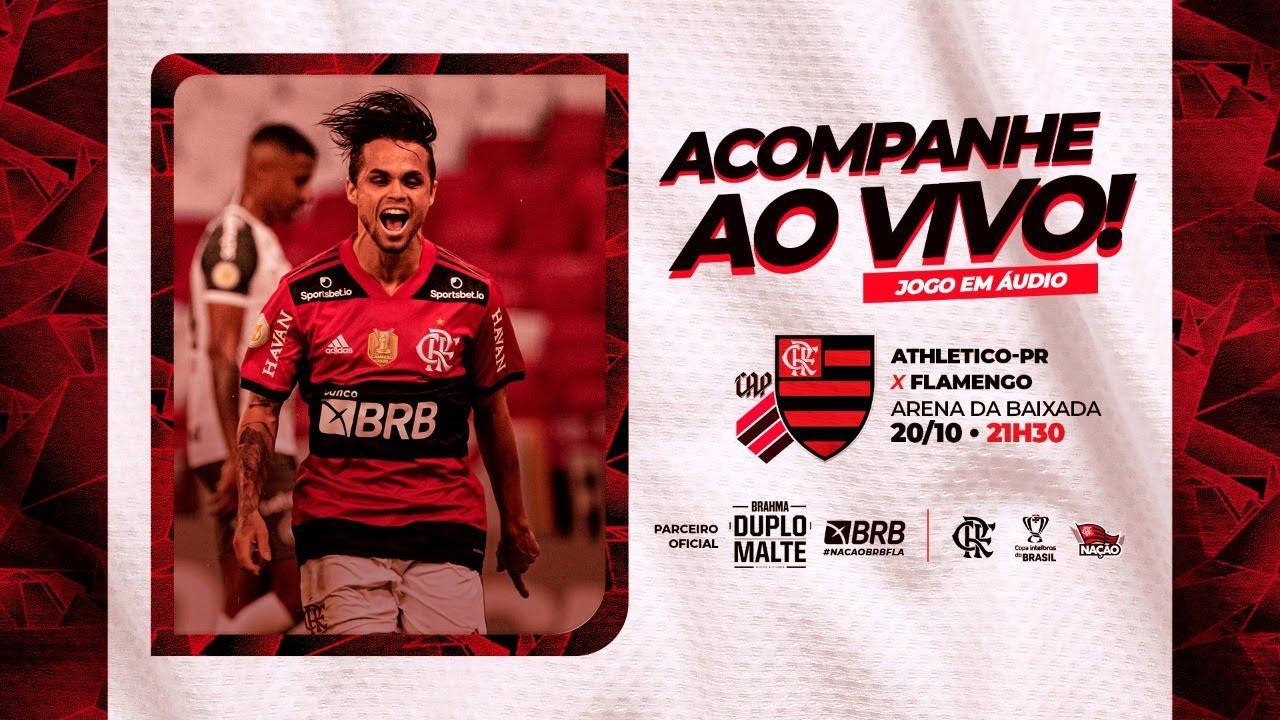 Download Athlético-PR x Flamengo AO VIVO   Semifinal Copa do Brasil Jogo 1