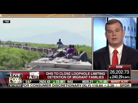 Mike Howell on Immigration Crisis: Pres. Trump Telling Human Traffickers 'Business Is Over'