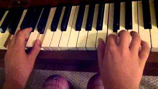 High Octave Whistle Song From Kill Bill: Piano