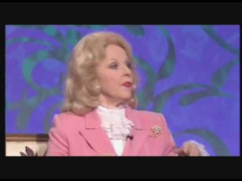 Mary Costa Interview - Paul O'Grady Show 27th Oct 2008 - Pt1