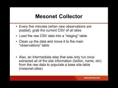 MySQL and Geospatial Programming