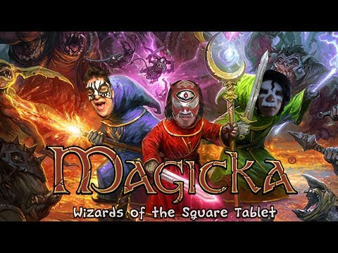 Magicka: Wizards of the Square Tablet Ep.1...