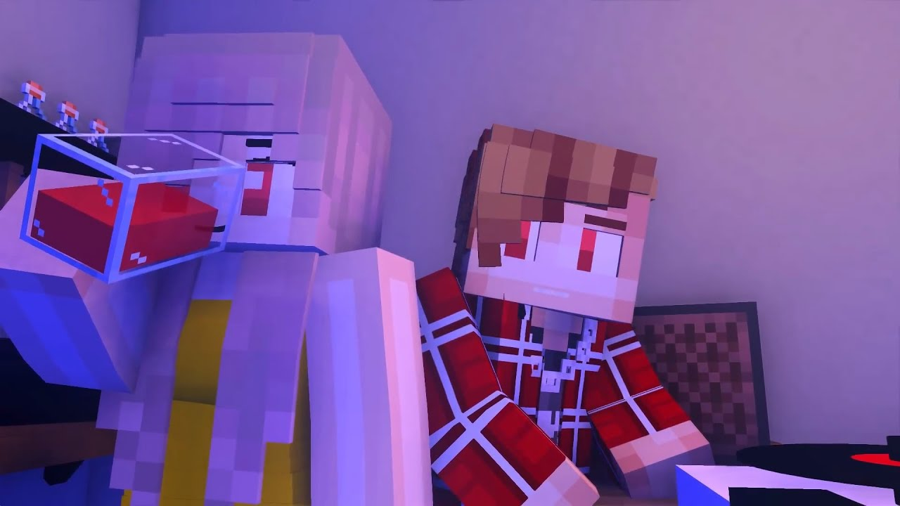 ♪ MV ขอสักที Minecraft Animation ♪