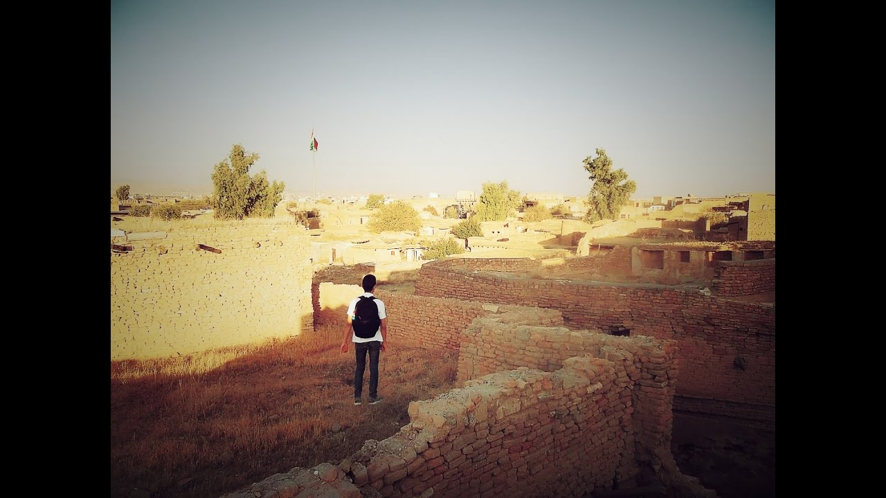 Exploring erbils 3000 year old citadel