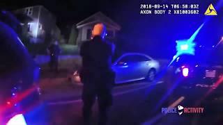 Pitbull vs Grand Rapids Police in Michigan: Dog Shot! (2018)