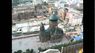 Харбин Русский сувенирчик в Китае(Харбин был построен как русский город.Там жили и китайцы,но это был город для русских.Храмов и церквей там..., 2011-12-13T11:27:20.000Z)