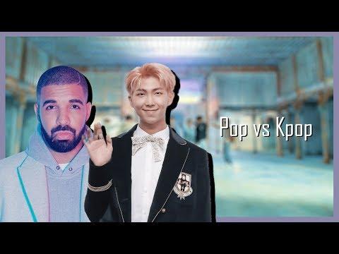 Pop vs K-Pop (same title)