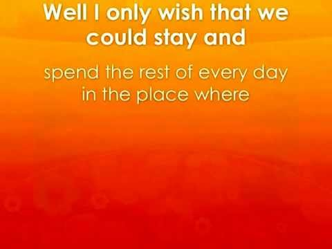 Eisner Song: Summertime Forever (With Lyrics)