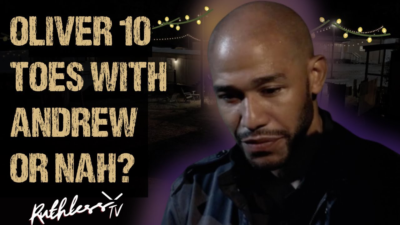 Download Tyler Perry's Ruthless   Season 2 Episode 7 Discussion   Will Oliver Blow Andrew's Cover?