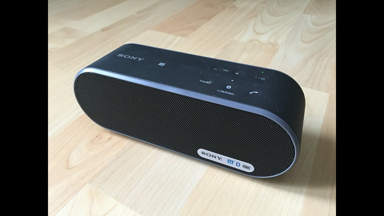 sony ultra portable bluetooth speaker. furball reviews: sony srs-x2 bluetooth wireless speaker review - youtube ultra portable