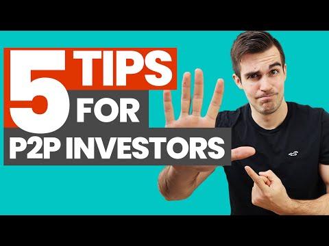 5 P2P Lending Tips for Beginners 👍