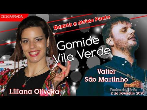 Desgarrada entre Liliana Oliveira, Valter São Martinho e Carlos Rodrigues ( parte 4 ) 2/2/2020