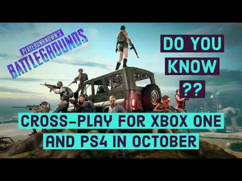 PUBG is getting cross-play for Xbox One and PS4 | Update Now!