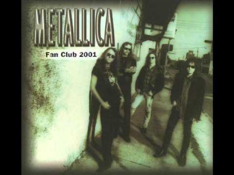 METALLICA - Fan Club 2001 (Live Bootleg) FULL AUDIO