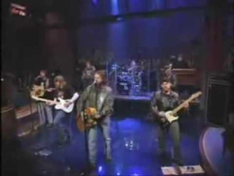 'Jamey Johnson 'in Color' live at David Letterman Show