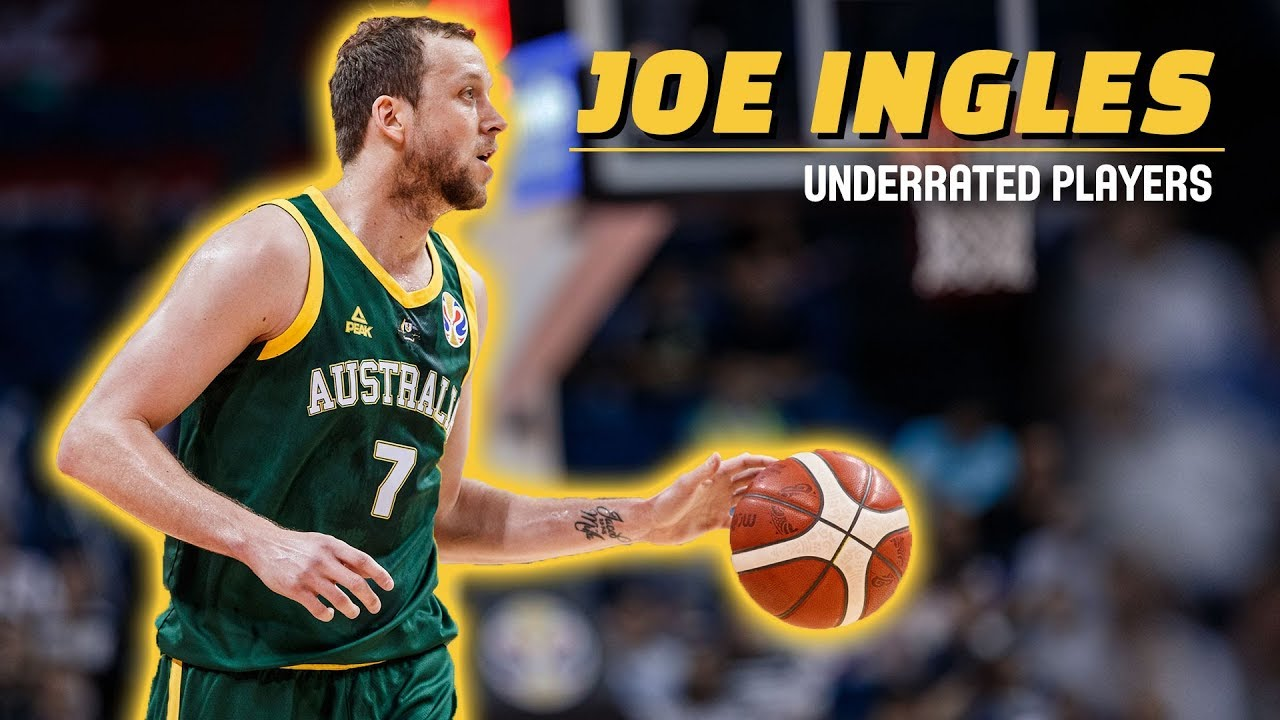 Joe Ingles Top Plays at the FIBA Basketball World Cup 2019