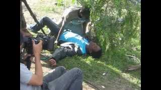 Behind the Scenes - Nairobi Half Life. Dingo's scene.