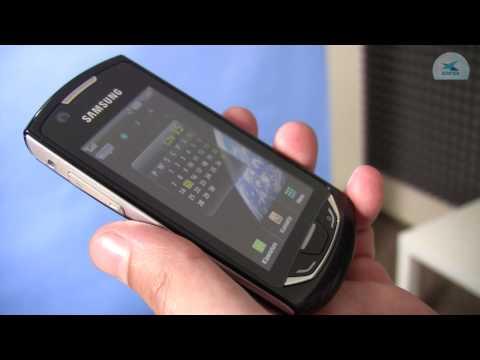 Samsung Monte S5620 - test mocarnego malucha