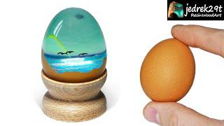 Resin Easter Egg Diorama / RESIN ART