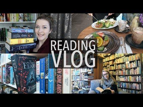 READATHON VLOG | Tome Topple #4