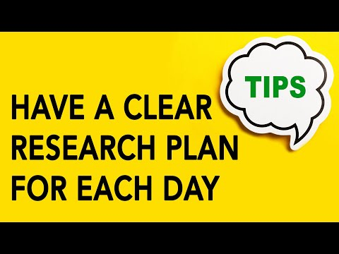 GG-013: Have a Clear Research Plan for Each Day | Genealogy Gold Tips