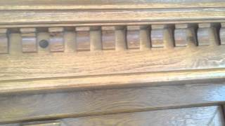 Деревянный наличник на пластиковую дверь своими руками.Useful advices of furniture-maker.(Сочетание деревянного наличника с пластиковой дверью.Быстрое и эффективное решение проблемы., 2015-11-21T19:34:18.000Z)