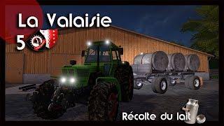 FS 17 | LA VALAISIE |  # 5 | Récolte du lait |