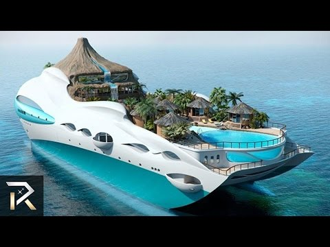 10 Unbelievable Boats Only The Richest Can Afford