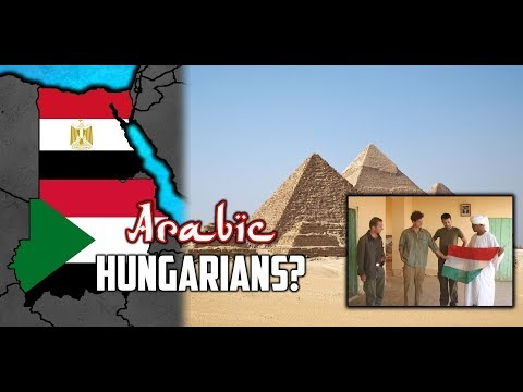 Arabic Hungarians from Egypt and Sudan? History of the Magyarab: Africa