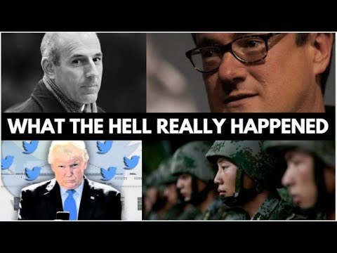 Download Youtube: The Truth Behind Matt Lauer and Joe Scarborough Exposed By Trump?