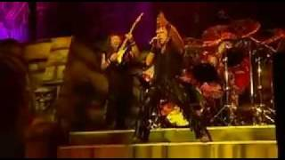 Iron Maiden - Lord Of The Flies (Death On The Road)