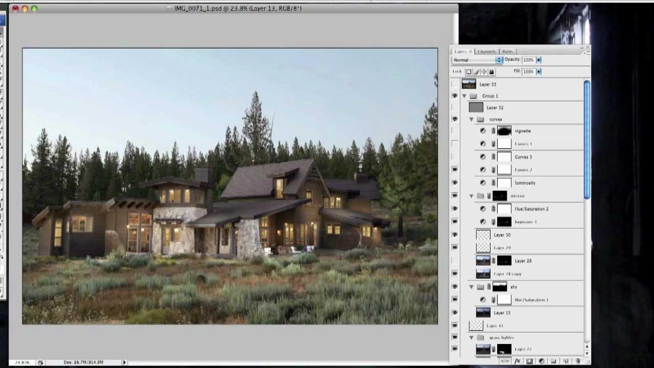 architectural photography technique tutorial doovi