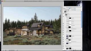 architectural photography technique tutorial