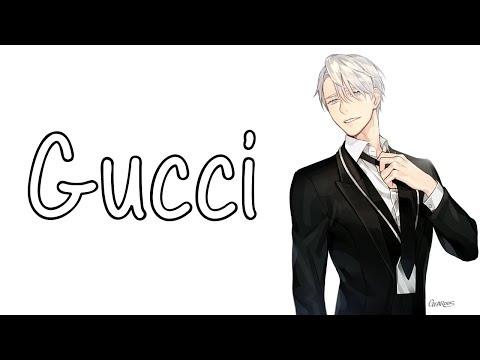 Nightcore - Gucci [male]