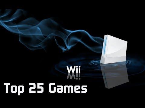 Top 25 Nintendo Wii Games