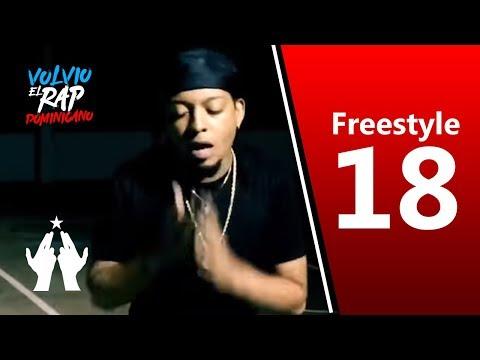 VOLVIO EL RAP DOMINICANO (Part. 18) @RochyRd #CiruMonkey #Freestyle HD
