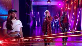 Little Mix - Think About Us (Live at The Brits is Coming)