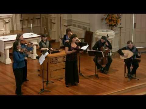 J.S. Bach: Aria Schlafe mein Liebster BWV 213
