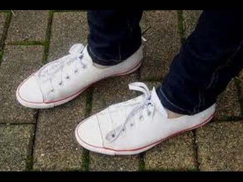 How to clean converse | How to clean white converse
