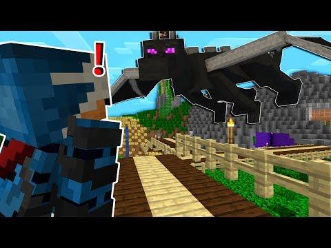 HO FATTO TORNARE IN VITA L'ENDER DRAGO!! - Minecraft ITA