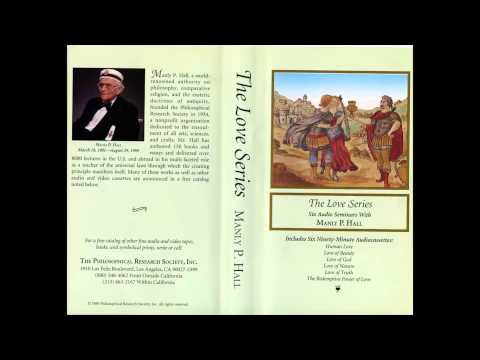 The Love of Truth - Manly Hall - Love Series