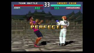 classic games revisited tekken 3 sony playstation review