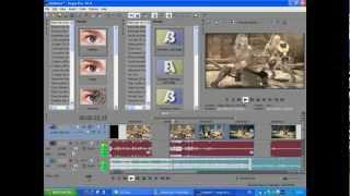 Туториал Видео уроки Sony Vegas Pro 10 и 11 Часть 1