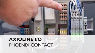See AXIOLINE I/O and control in action at PackExpo