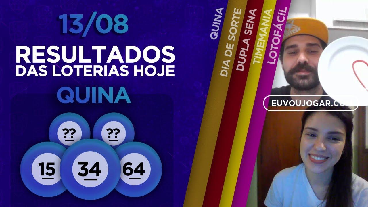 🔴 LIVE: RESULTADO DA LOTOFÁCIL 2010 | QUINA 5339 | MEGA-SENA 2289 e mais - 13/08