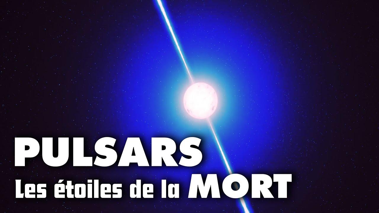PULSARS , les plus bizarres des étoiles
