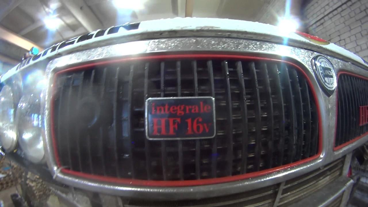 прикоснись к легенде ралли   Lancia Delta  Integrale