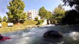 KAYAK Parc des eaux vives Huningue 2free68